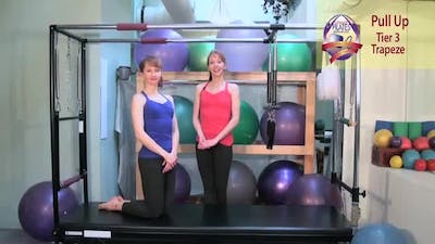 Instant Access to Pull Up by Pilates on Fifth, powered by Intelivideo