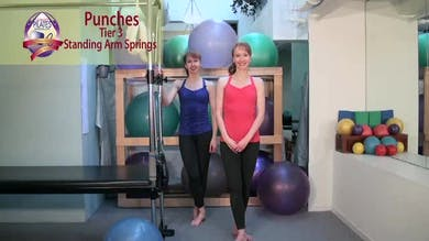 Punches by Pilates on Fifth