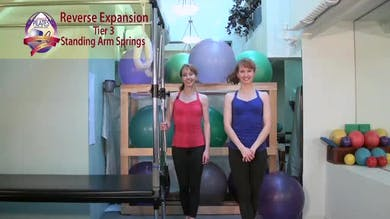 Reverse Expansion by Pilates on Fifth