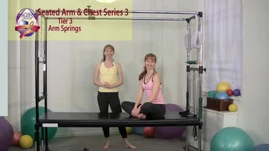 Seated Arm and Chest Series 3 by Pilates on Fifth