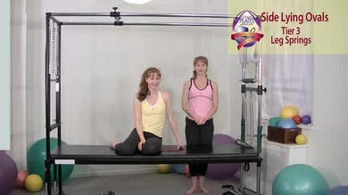 Side Lying Ovals by Pilates on Fifth