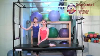 Sit Up Combo 2 by Pilates on Fifth