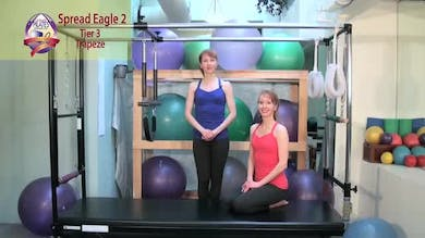 Spread Eagle 2 by Pilates on Fifth