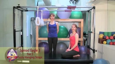 Spread Eagle 3 with Fuzzies by Pilates on Fifth