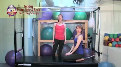 Tedus Front Side Back by Pilates on Fifth