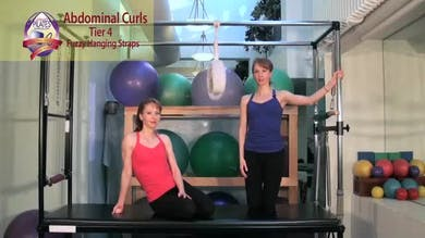 Abdominal Curls  by Pilates on Fifth