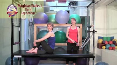 Magician Series Walks and Beats by Pilates on Fifth