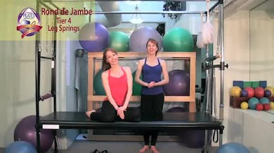 Ronde de Jambe by Pilates on Fifth