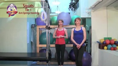 Squats by Pilates on Fifth
