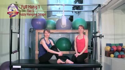 Full Hang 1 by Pilates on Fifth