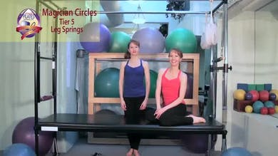 Magician Circles by Pilates on Fifth