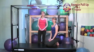 Reverse Pull Up by Pilates on Fifth