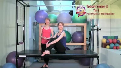Teaser Series 3 by Pilates on Fifth