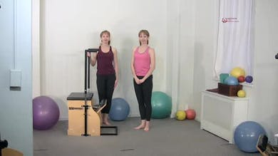 Ankle Exercise by Pilates on Fifth