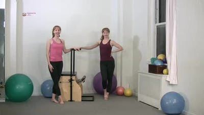 Instant Access to Cat Standing Front by Pilates on Fifth, powered by Intelivideo