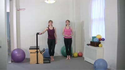 Instant Access to Crossover Press by Pilates on Fifth, powered by Intelivideo