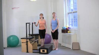 Instant Access to Foot Press on Long Box by Pilates on Fifth, powered by Intelivideo