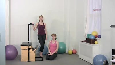 Instant Access to Mermaid Kneeling by Pilates on Fifth, powered by Intelivideo