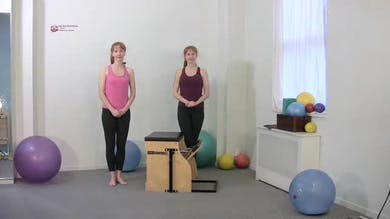 One Arm Push Prone by Pilates on Fifth