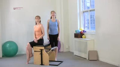 Scapula Isolations Prone by Pilates on Fifth