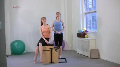 Instant Access to Buttsky Series by Pilates on Fifth, powered by Intelivideo