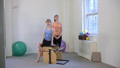 Instant Access to Cat Kneeling by Pilates on Fifth, powered by Intelivideo
