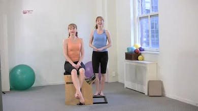 Froggies Back by Pilates on Fifth
