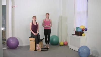 Instant Access to Frogs Back Hip by Pilates on Fifth, powered by Intelivideo