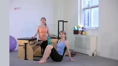 Instant Access to Frogs Lying Flat by Pilates on Fifth, powered by Intelivideo