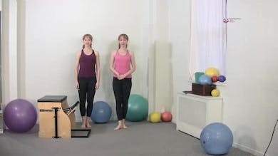 Hamstring Press 2 by Pilates on Fifth