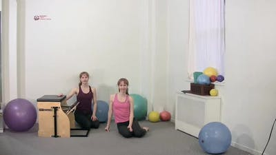 Instant Access to Jack Knife 1 by Pilates on Fifth, powered by Intelivideo