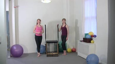 Knee Raises by Pilates on Fifth