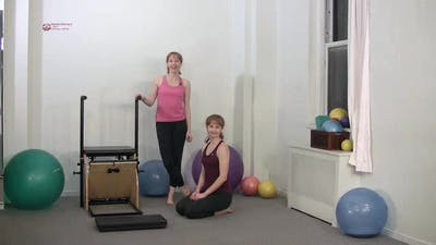 Instant Access to Leg Circles 1 by Pilates on Fifth, powered by Intelivideo