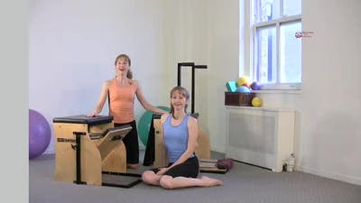 Instant Access to Pike on the Floor by Pilates on Fifth, powered by Intelivideo