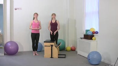 Rotation Prone 3 by Pilates on Fifth
