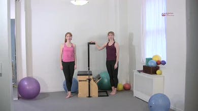 Side Step Down by Pilates on Fifth