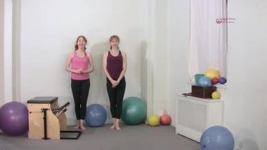 Floating Push Up 1 by Pilates on Fifth