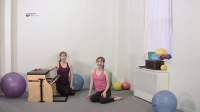 Instant Access to Jack Knife 2 by Pilates on Fifth, powered by Intelivideo