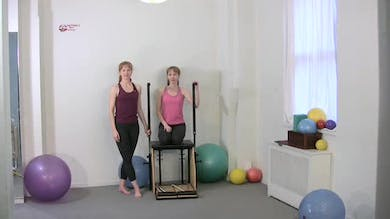 Leg Circles 2 by Pilates on Fifth