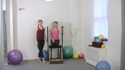 Instant Access to Leg Circles 2 by Pilates on Fifth, powered by Intelivideo
