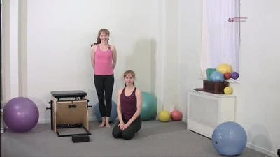 Instant Access to One Arm Push Up 3 by Pilates on Fifth, powered by Intelivideo