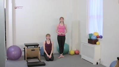 Instant Access to One Arm Push Up 4 by Pilates on Fifth, powered by Intelivideo