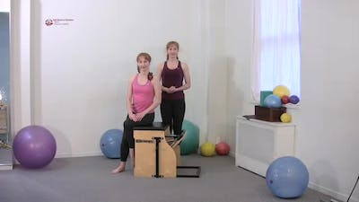 Instant Access to Side Bend With Rotation by Pilates on Fifth, powered by Intelivideo