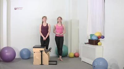 Instant Access to Side Leg Extension 1 by Pilates on Fifth, powered by Intelivideo