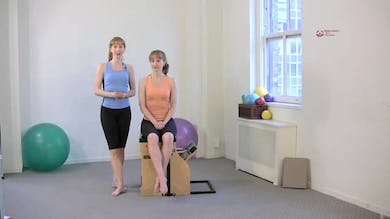 Tendon Stretch 1 by Pilates on Fifth