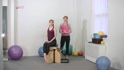 Instant Access to Torso Press Sitting 4 by Pilates on Fifth, powered by Intelivideo