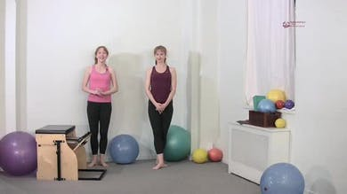 Floating Push Up 2 by Pilates on Fifth