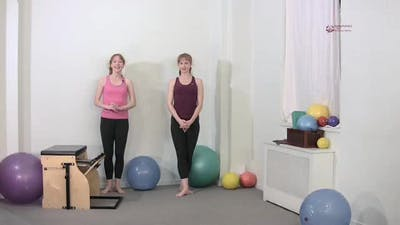 Instant Access to Floating Push Up 2 by Pilates on Fifth, powered by Intelivideo