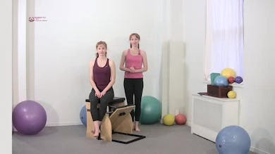 Horseback 1 and 2 by Pilates on Fifth