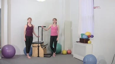 Side Step Up by Pilates on Fifth